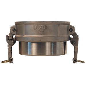 Dixon EZ Boss-Lock Stainless Steel Butt Weld Coupler