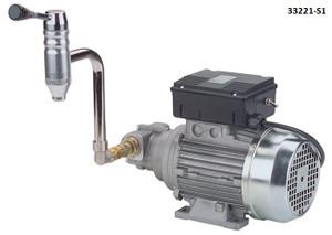 Liquidynamics 3 GPM Electric Oil Pump w/ Spigot