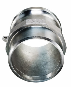 Kuriyama Stainless Steel Male Adapter x Butt Weld