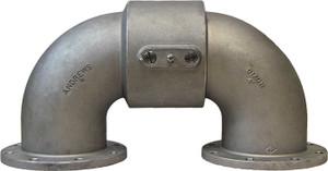 Dixon 4 in. Aluminum Style 40 Apex Swivel