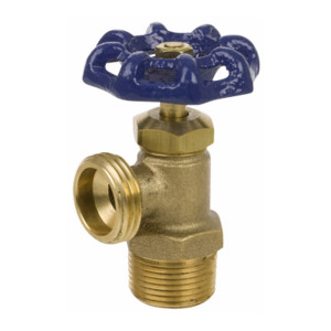 Smith Cooper Series 101 Brass Male NPT Inlet Boiler Drains