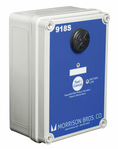 Morrison Bros. 918 Series Alarm Boxes