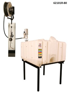 Liquidynamics 80 Gal. Tank & Tank Mount Oil Pump Package