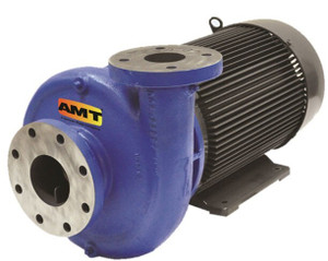 AMT/Gorman Rupp 4 in. x 3 in. 1750 RPM Cast Iron Straight Centrifugal Pumps