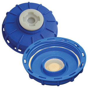 IBC 6 in. Fill Cap with 2.5 in. x 5 Buttress Thread for RSV & RPV Container Valves
