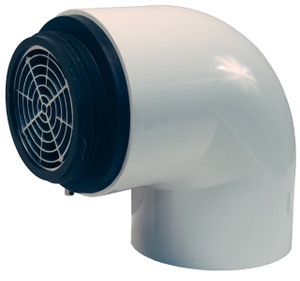 Male 90° Dry Hydrant Adapter