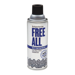 Free All Deep Penetrating Oil