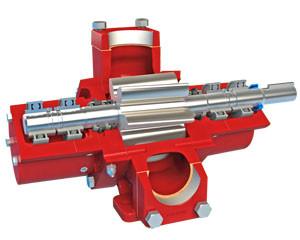 Roper Pumps Model 3858 & 4858 Pump Replacement Parts