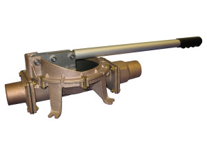 Bosworth GH-2600B Bronze Guzzler Hand Pumps, 20 GPM