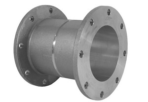 Morrison Bros. Aluminum 4 in. TTMA Flange Adapter w/Shear Section