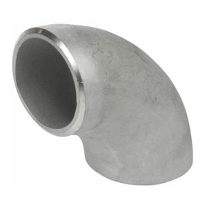 Smith Cooper 304 Stainless Steel 1/2 in. 90° Long Radius Elbow Weld Fittings - Sch 40