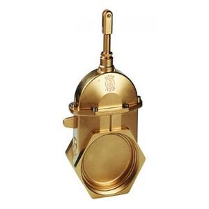 Metaltecnica MZ Brass NPT x NPT Piston Valves