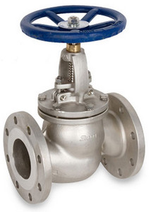 Sharpe Stainless Steel OS&Y Globe Valve -150 lbs Flanged