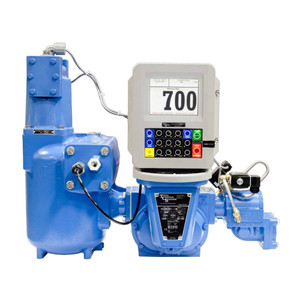 TCS 700SP Series 1 1/2 in. Flanged Petroleum Rotary Meters - 60 GPM