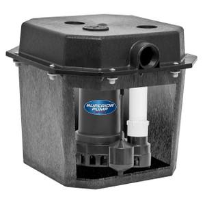 Decko Remote Sink/Drain Pump Systems