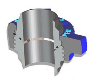 Kemper Valve Figure 206 Butt-Weld Hammer Unions