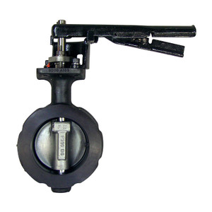 Crane Flowseal® High Performance ANSI 150 lb Butterfly Valves w/ RTFE Seals, SS Disc, Wafer Style