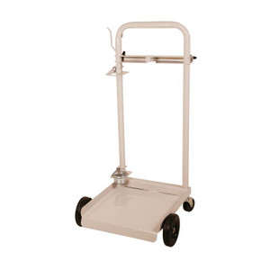 Liquidynamics 16 Gallon Four Wheel Drum Carts