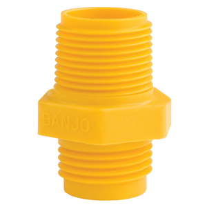 Banjo 3/4 in. Garden Hose Male Thread x 3/4 in. Male NPT Adapter