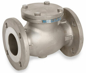 Sharpe Stainless Steel 150# Swing Check Valve -Flanged