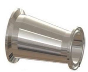 BioPharm T3214MP Clamp x Clamp Eccentric Reducers PL-SF1-Ra20 Finish