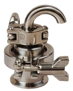 Dixon Air Relief Valves with 180° Elbow