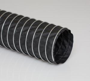 Flexaust Flex-Lok 300 Series 25 ft. Fume Ducting Hose