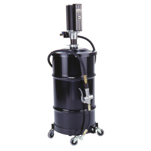 ARO LM Series 3:1 Portable Oil Pump Package - 16 Gal Container