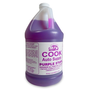 Cook Auto Supply Industrial Strength Professional All Purpose Cleaner