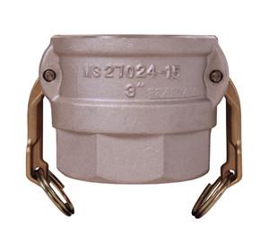 Dixon Aluminum Part D Socket Weld Coupler