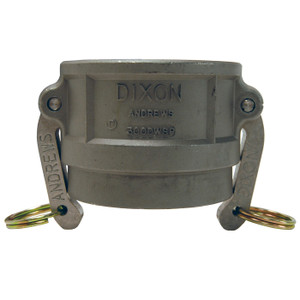 Dixon Stainless Steel Socket Weld Coupler