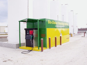BioDiesel Transport Blending Stations