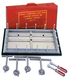 """Edwards And Cromwell MFG. """"Roll-Over"""" Leak Control Kit"""