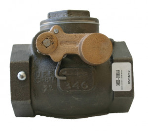 Morrison Bros. 346SS Series Stainless Steel External Emergency Valve