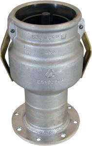 Civacon 633CPP Vapor Recovery Coupler with TTMA Flange