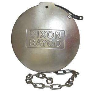 Dixon Bayco 4 in. Aluminum API Dust Cap w/ Quick Release Lever
