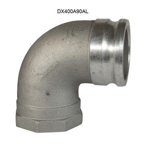 Dixon Aluminum Male Adapter x Female NPT 90° Elbow