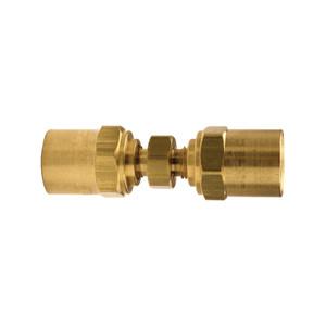 Dixon Brass Reusable Hose Splicers