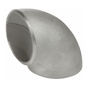 Smith Cooper 304 Stainless Steel 3 in. 90° Elbow Weld Fittings - Sch 40