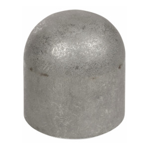 Smith Cooper 304 Stainless Steel 4 in. Cap Weld Fittings - Sch 40