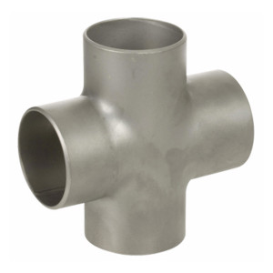 Smith Cooper 304 Stainless Steel 4 in. Cross Weld Fittings - Sch 10