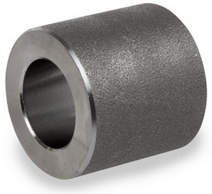 Smith Cooper 3000# Forged Carbon Steel 1 1/4 in. Coupling Fitting - Socket Weld