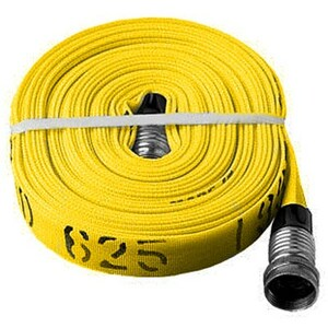 Dixon 1 1/2 in. Forestry Mop Up Hose w/ Forestry QT Thread