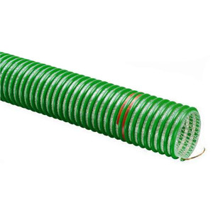 Tigerdrop TDH Series Clear 4 in. Drop Hose (Hose Only)