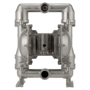 ARO PM15 Series FDA 1 1/2 in. Diaphragm Pump w/ PTFE Balls & PTFE/Santoprene Diaphragm