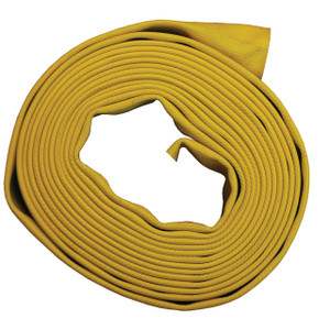 Dixon Powhatan 2 1/2 in. Nitrile Covered Fire Hose - Uncoupled