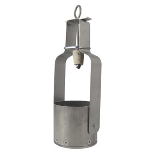 W.L. Walker Stainless Bottle Samplers with Cork
