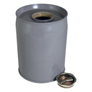 HAZMATPAC 1 Gallon Tighthead Drum Shipper w/ 2 in. Bung