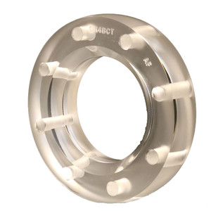 Jikoh 6 in. 150# ANSI Flange Acrylic Sight Glass