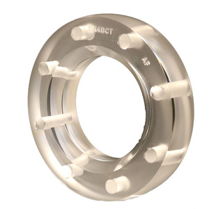 Jikoh 3 in. TTMA Acrylic OPTI-KLEAR Sight Glass